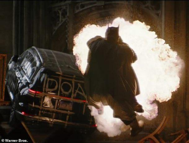 Po Batmanovi odsouvají premiéru také další komiksové DC filmy   Fandíme filmu