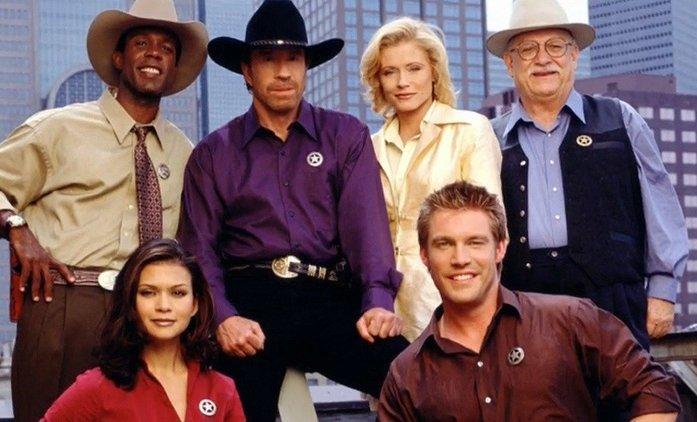 Chuck Norris posvětil natáčení nového Walker Texas Rangera | Fandíme seriálům