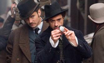 Sherlock Holmes: Robert Downey Jr. chce vytvořit propojený svět po vzoru Marvelu | Fandíme filmu