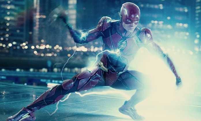 The Flash: Superhrdina z Justice League obsazuje svůj sólo film   Fandíme filmu