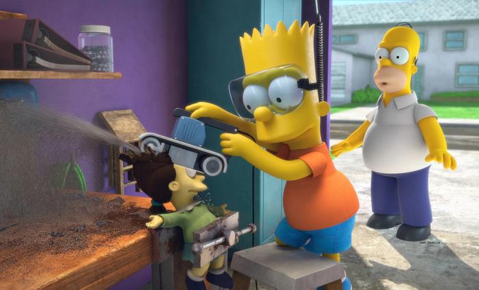 Simpsonovi v chystané epizodě přinesou animaci ve stylu Pixaru - mrkněte na obrázky | Fandíme seriálům