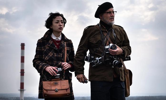 Minamata: Johnny Depp je k nepoznání v roli slavného válečného fotografa | Fandíme filmu