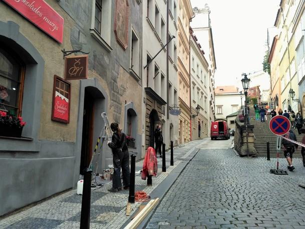 Marvel spustil natáčení v Česku. Víme, jaké lokality Praha představuje a máme fotky | Fandíme filmu