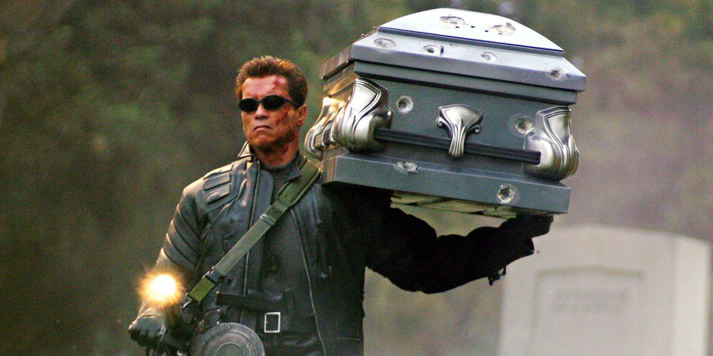 Terminátor 3: Moc nechybělo a Arnold Schwarzenegger se ve trojce nevrátil   Fandíme filmu