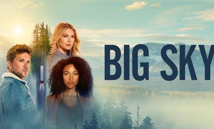 The Big Sky: Trailer na thriller od tvůrce Sedmilhářek láme rekordy ve sledovanosti | Fandíme seriálům