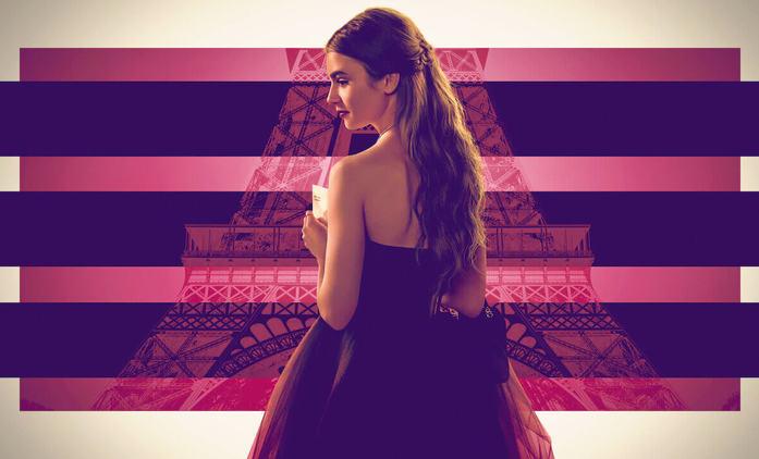 Recenze: Emily in Paris   Fandíme seriálům