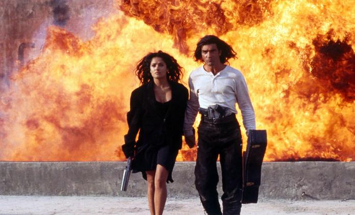 Desperado: Místo ohnivé Salmy Hayek chtělo studio do role bělošku | Fandíme filmu
