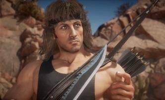 Mortal Kombat: Rambo v novém traileru v plné síle nekompromisně likviduje své protivníky | Fandíme filmu