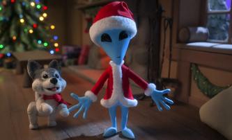 Alien Xmas: Netflix si pro nás připravil mimozemský vánoční animák | Fandíme filmu