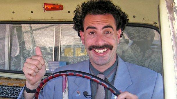 Recenze: Borat 2   Fandíme filmu