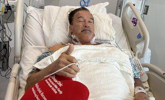 Arnold Schwarzenegger musel opět podstoupit operaci srdce | Fandíme filmu