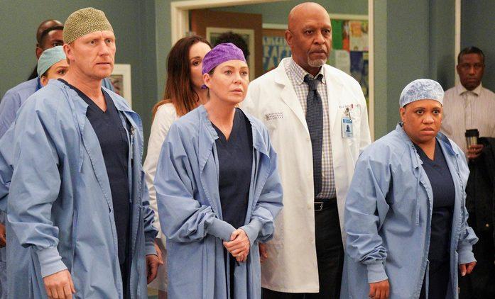 Chirurgové: Nadcházejí řada může být dle Ellen Pompeo klidně tou poslední   Fandíme seriálům