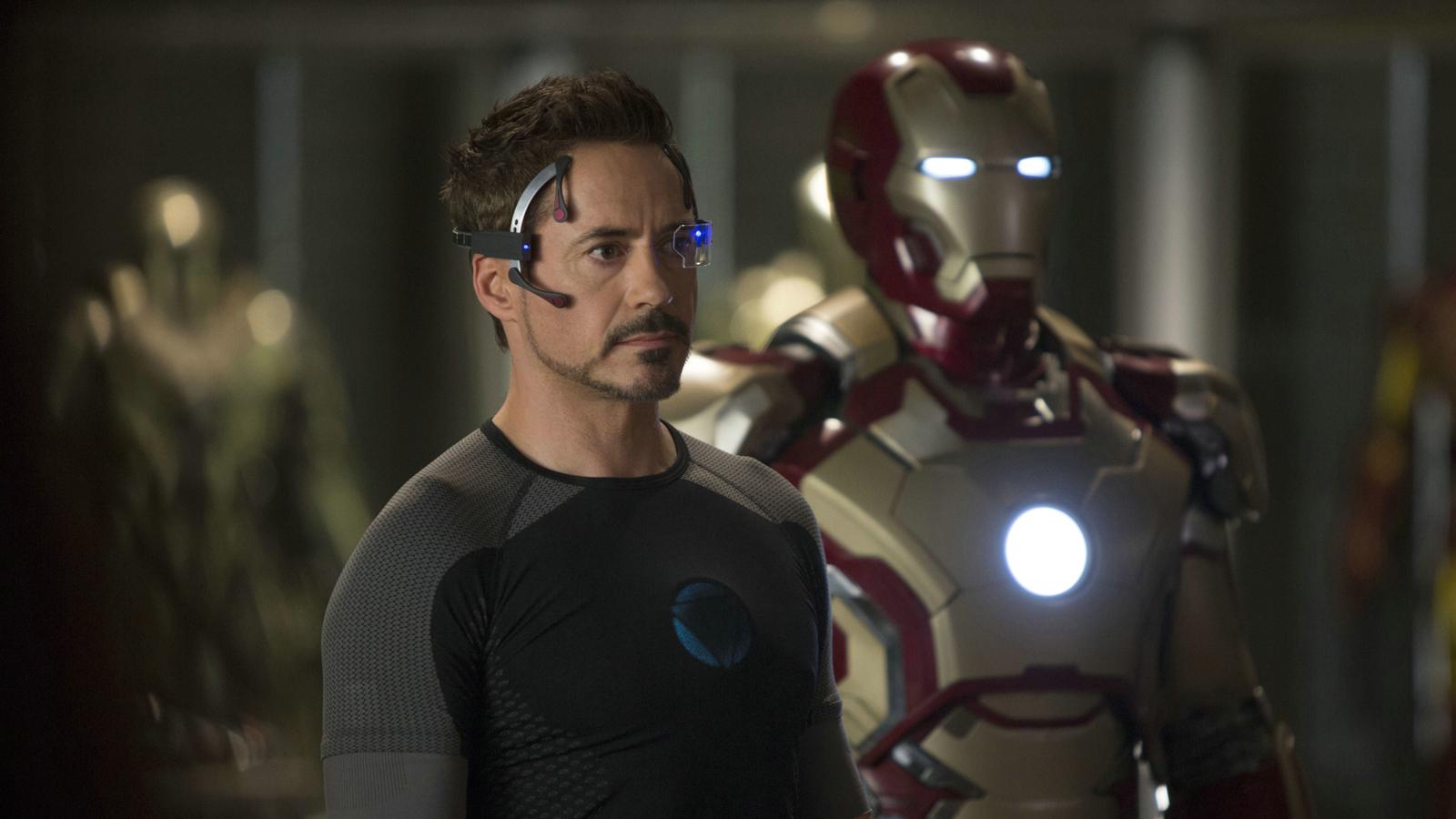 Robert Downey Jr. říká, že z Iron Mana už nic dalšího nešlo vyždímat   Fandíme filmu