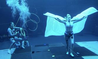 Avatar 2: Co to Kate Winslet vyvádí na úsměvné podvodní fotografii | Fandíme filmu