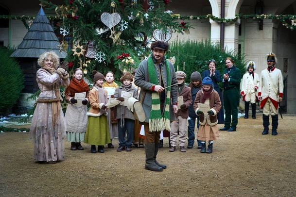 """Recenze: Pohádka O vánoční hvězdě je celkem dobrá, ale """"dobrý"""" znamená za 3   Fandíme filmu"""