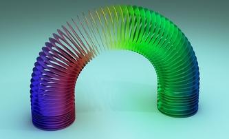 Slinky: Dokonce i hračkářská pružinka pro děti musí mít vlastní film | Fandíme filmu