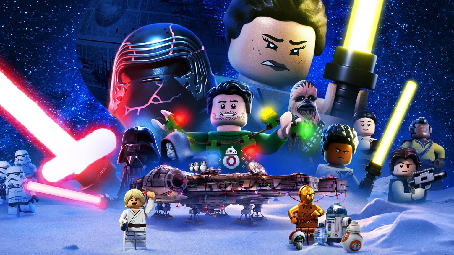 LEGO Star Wars Holiday Special: Hvězdné války si střílí z vlastních klišé | Fandíme filmu