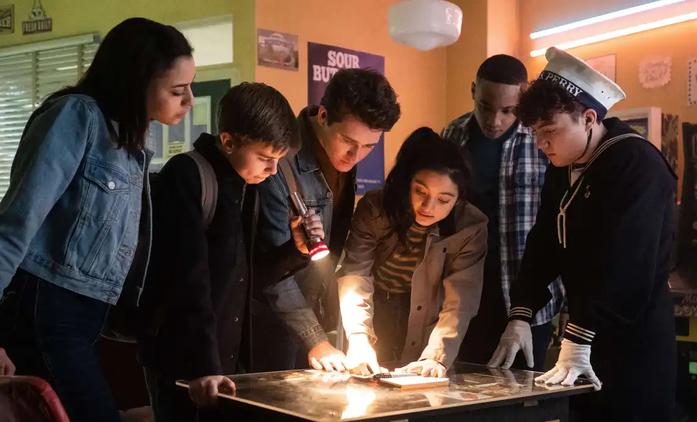 The Hardy Boys: Klučičí detektivové dorazí na televizní obrazovky   Fandíme seriálům