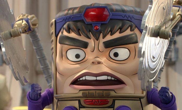 M.O.D.O.K.: Co víme o novém marvelovském animáku o živoucím mozku | Fandíme seriálům