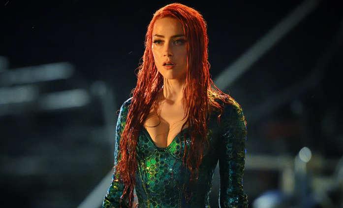 Aquaman 2: Vyhazov Amber Heard nikdy nebyl na pořadu dne | Fandíme filmu