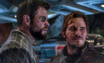 Thor: Love and Thunder: K obsazení se přidal Star-Lord ze Strážců Galaxie | Fandíme filmu