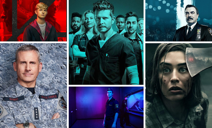 Aktuální přehled obnovených i zrušených seriálů a nově oznámených premiér | Fandíme seriálům