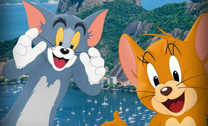 Tom a Jerry: Upoutávka představuje kombinaci hraného filmu s animací   Fandíme filmu