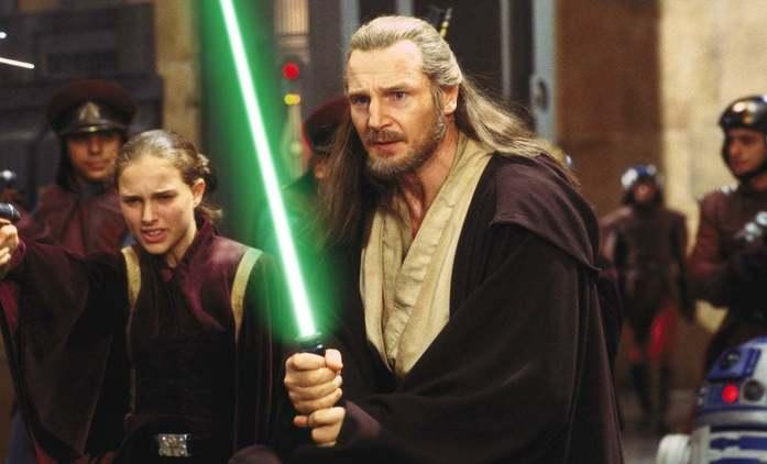 Obi-Wan Kenobi: Qui-Gon se nevrátí, řekl herec Liam Neeson   Fandíme seriálům
