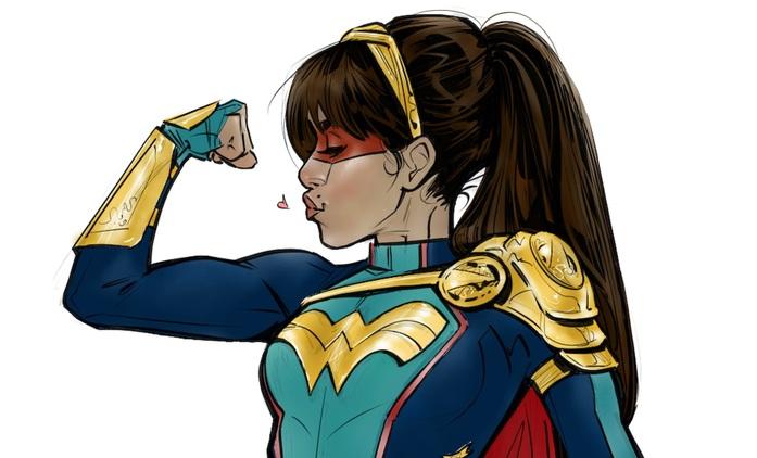 Wonder Girl: Nástupkyně Wonder Woman rozšíří komiksový svět Arrowverse   Fandíme seriálům