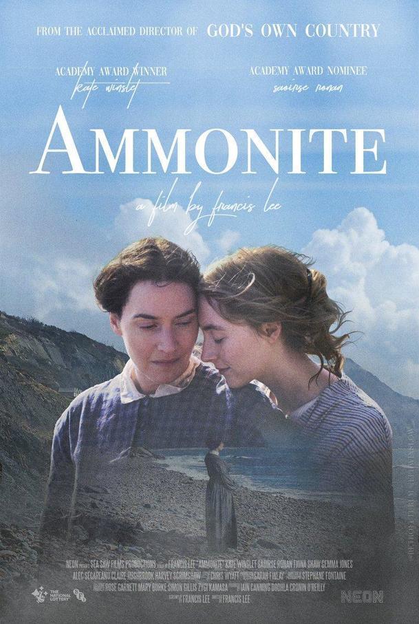 Ammonite: Choreografii erotických scén si připravily herečky samotné | Fandíme filmu