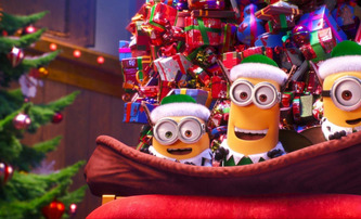 Mimoni se vrátí ve vánočním televizním speciálu   Fandíme filmu