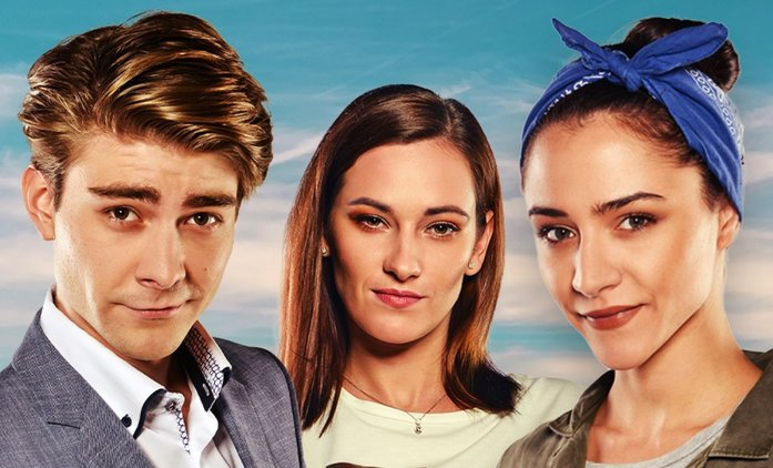 Slunečná: Populární seriál vydal pro vánoční trh knihu   Fandíme seriálům