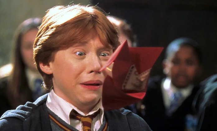 Harry Potter: Rupert Grint prožíval během natáčení i těžké chvilky   Fandíme filmu
