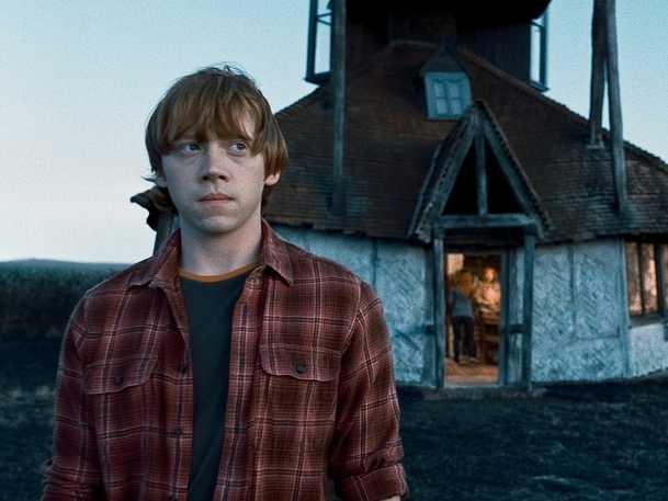 Harry Potter: Představitel Rona Weasleyho opakovaně vytáčel členy štábu   Fandíme filmu