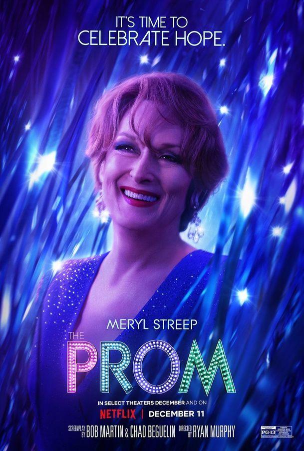 The Prom: Netflix koncem roku přinese hvězdně obsazený muzikál   Fandíme filmu