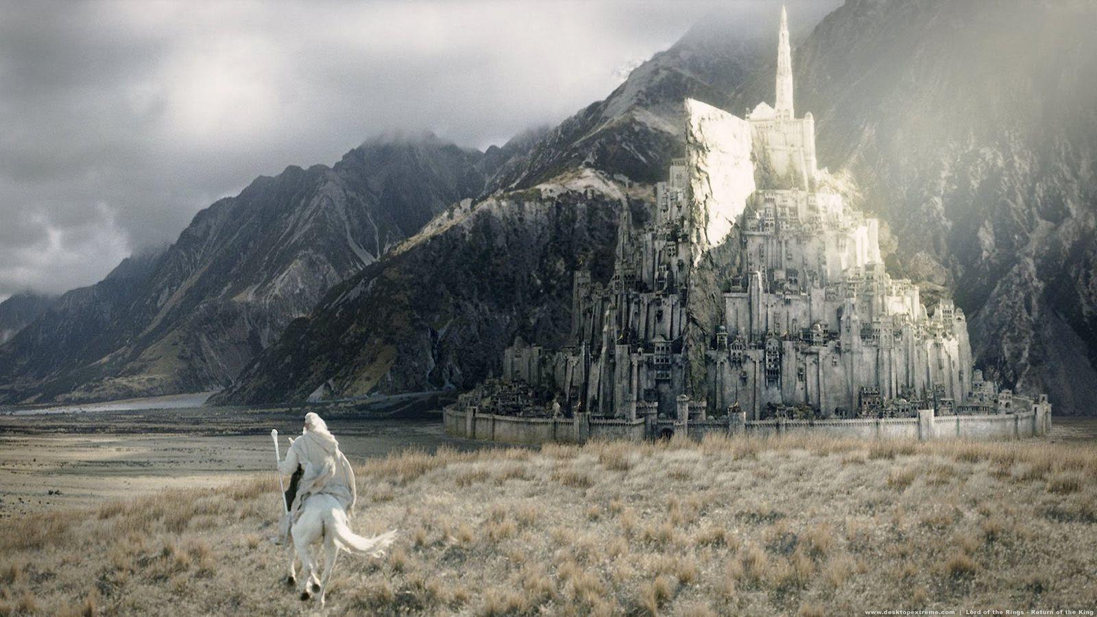 Nová sbírka Tolkienových spisů odhalí geografii Středozemě a tajemství elfí nesmrtelnosti | Fandíme filmu