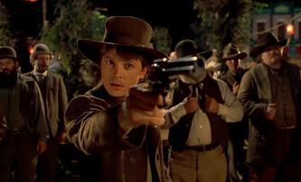Návrat do budoucnosti III: Představitel Martyho se při natáčení takřka oběsil   Fandíme filmu