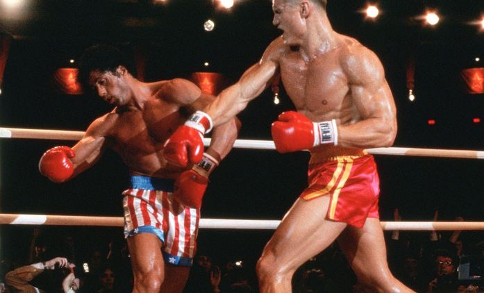 Z Rockyho IV je Rocky vs. Drago – Seznamte se | Fandíme filmu