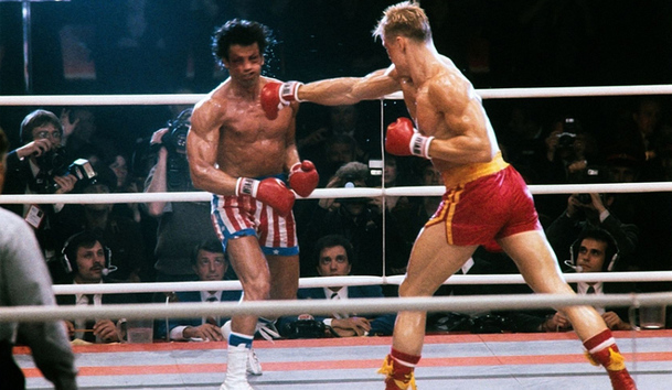 Rocky IV: Doplh Lundgren poslal Sylvestera Stallona při natáčení do nemocnice   Fandíme filmu