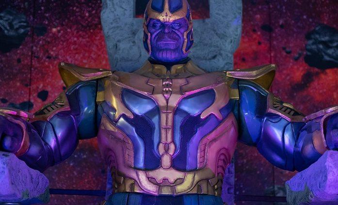 Thanos je propojený s Eternals, které nám Marvel představí příští rok | Fandíme filmu