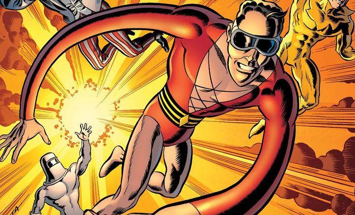 Plastic Man: Jeden z nejdivnějších superhrdinů mění pohlaví a míří na plátna | Fandíme filmu