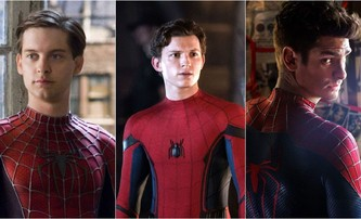 Spider-Man 3: Ve filmu se setkají tři různí Spider-Mani a vrací se další starý záporák | Fandíme filmu