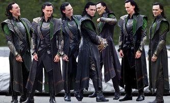Loki: Další marvelovka je dotočená, máme potkat řadu různých podob Lokiho   Fandíme filmu