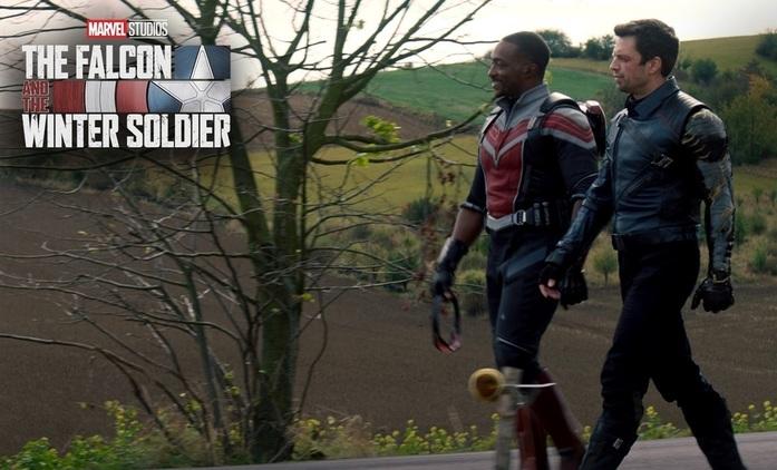 The Falcon and The Winter Soldier: 1. trailer série s nástupci Captaina Ameriky | Fandíme filmu