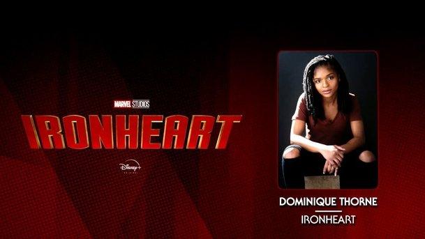 Ironheart: Tony Stark našel představitelku své dívčí následovnice   Fandíme filmu