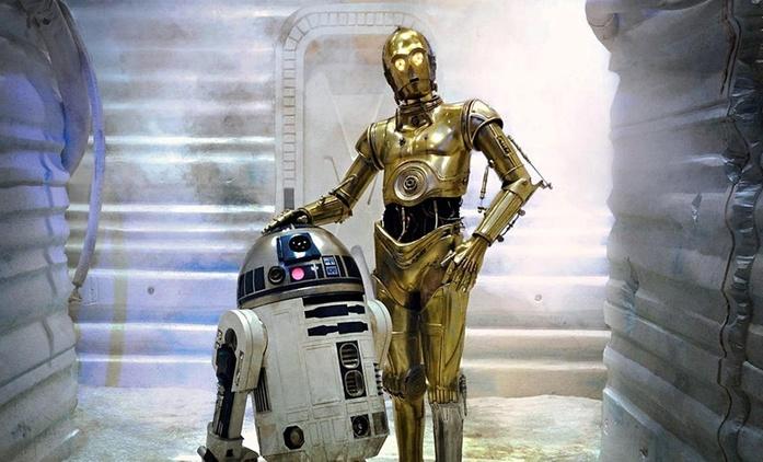 Star Wars: Vzniká řada nových animovaných sérií, jedna je o C-3PO a R2-D2 | Fandíme seriálům