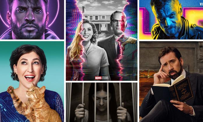 10 seriálových novinek první poloviny ledna, které vám zpříjemní zimní večery | Fandíme seriálům
