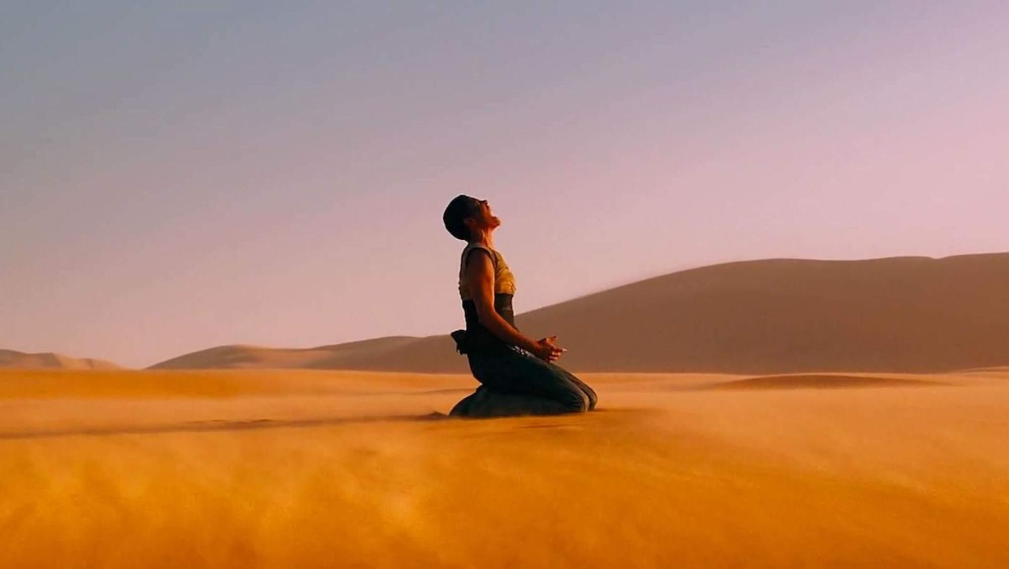 Furiosa: Mladá hvězda z Dámského gambitu se řítí do pustiny | Fandíme filmu