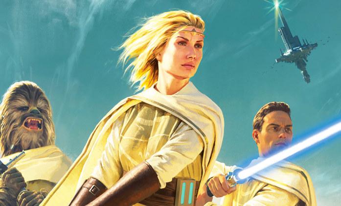 Star Wars: The High Republic - Nová etapa Hvězdných válek v prvním traileru | Fandíme seriálům