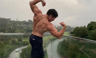 Nemanželský syn Arnolda Schwarzeneggera se dostává do formy a chce jít ve stopách svého otce | Fandíme filmu